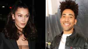News video: Bella Hadid Has A New MAN In Her Life! Who Is He?!