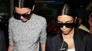 News video: Kim Kardashian & Sisters Leave Khloe ALL ALONE In Cleveland!
