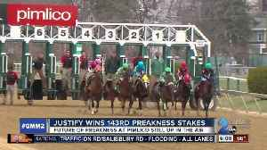 News video: The future of Preakness Stakes at the Pimlico