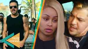 News video: Despacito HACKED And Deleted Off Youtube! Blac Chyna Makes Serious THREAT To Rob Kardashian | DR