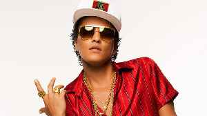 News video: Bruno Mars Announces 24K Magic Grand Finale Tour with a VERY Special Guest!