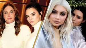 News video: Caitlyn Jenner USING Kendall to Get Back in Kylie and the Kardashians' Good Graces
