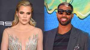 News video: Khloe Kardashian & Tristan Thompson's Baby Getting TWO Separate Nurseries; Did They BREAK UP??