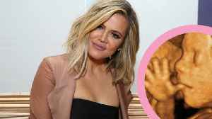 News video: Did Khloe Kardashian Just REVEAL the Gender of Her Baby!!?