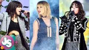 News video: Taylor Swift Confirms Camila Cabello & Charli XCX as 'Reputation' Tour Opening Acts -JS