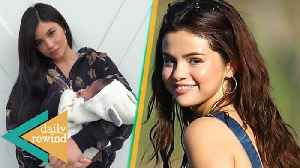 News video: Kylie Jenner's Paternity Test RESULTS! Selena Gomez Writing DISS Track About The Weeknd! | DR