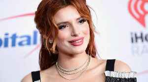 News video: Does Bella Thorne REGRET Sharing Her Sexual Abuse Story?