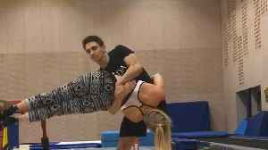 News video: Ultimate Fitness Couple!