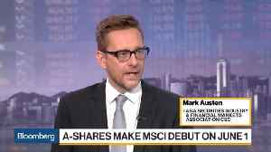 News video: MSCI to Add Over 200 Locally-Listed Chinese Companies