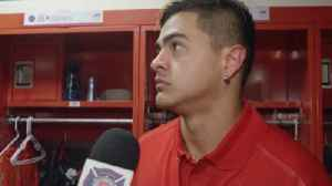 News video: Fire rookie Campos: 'Not really concerned' about his first MLS goal