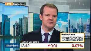 News video: UBS' Issel Says Investors Are too Passive in the Market