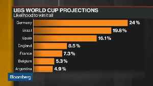 News video: Here's Why UBS Says Germany Will Win the World Cup