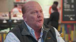 News video: Report: NYPD Turning Up Heat On Mario Batali
