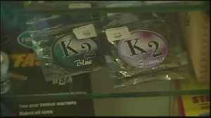 News video: Synthetic Marijuana Still Causing Concerns In Maryland, Nationwide