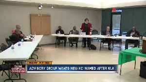 News video: Advisory group wants new KCI named after MLK