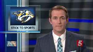News video: Column: Preds Should Stick To Sports After Political Endorsement