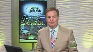 News video: Ireland Contracting Sports Call: May 20, 2018 (Pt. 1)
