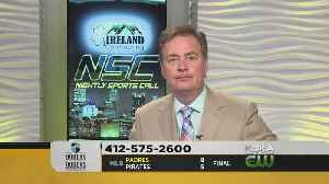 News video: Ireland Contracting Sports Call: May 20, 2018 (Pt. 2)