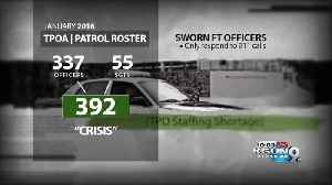 News video: TPD Staffing Shortage