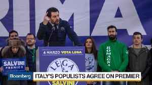 Italy Set to Discover Identity of Next PM