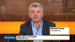 News video: Ryanair CEO O'Leary Has No Doubt Fares Will Rise
