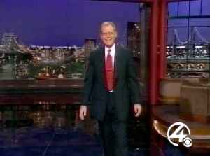 News video: WBZ Archives: Letterman Hosts All Boston Episode Of The Late Show