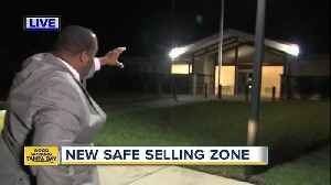 News video: New Port Richey police, city council create 'safe exchange zone' for online transactions
