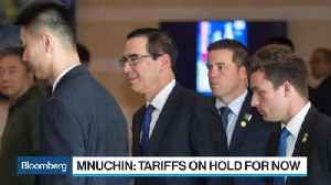 News video: Is U.S.-China Truce an End to Trade War, or Just a Pause?