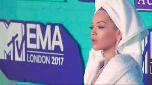 News video: Rita Ora angers fans by cancelling gig at last minute