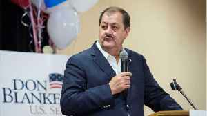News video: Blankenship Will Third-Party Campaign