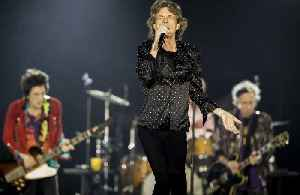 The Rolling Stones team say they'll be rocking into 2022 [Video]