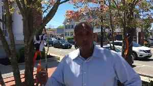 News video: Reporter Update: Ribbons Hang In Downtown Stoughton To Honor Crash Victims