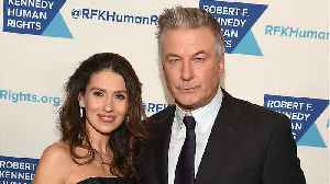 News video: Alec & Hilaria Baldwin Reveal New Baby's Name