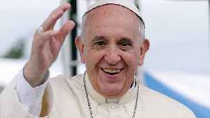 News video: Pope Affirms Homosexuality?
