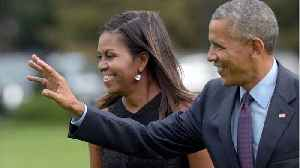 Barack And Michelle Are Teaming With Netflix