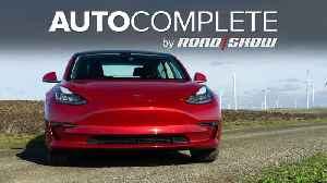 News video: AutoComplete: Tesla unveils AWD, performance Model 3 specs