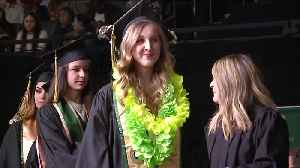 College Student Delays Brain Surgery to Attend Graduation Ceremony