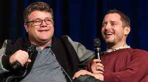 News video: The Hobbits From 'Lord of the Rings' Reunited at Wizard World Philadelphia