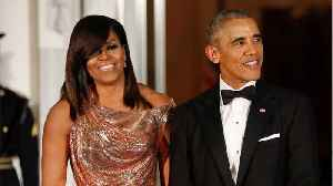 News video: Here's Some Massive News From Barack and Michelle Obama