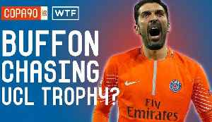 News video: Would Buffon Destroy Juventus Legacy with PSG Move? | Walk Talk Football