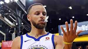 News video: Jason Whitlock with praise for Steph Curry after his 35-point game against the Rockets