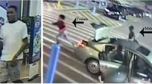 News video: Virginia Police Searching for Woman Abducted by Several Men in Walmart Parking Lot