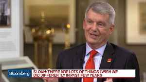News video: Wells Fargo CEO Sloan Says Bank Is Ready to Grow Auto-Lending Business