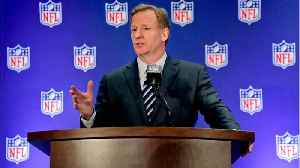 News video: NFL's Roger Goodell Wants Sports Betting To Be Standardized By Congress