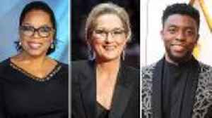 News video: Oprah, Meryl Streep & More Sign Letter in Support of Gender Equality | THR News