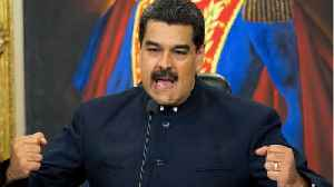 News video: Venezuela's Re-Elected Maduro faces Global Criticism And U.S. Sanctions