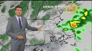 News video: WBZ Evening Forecast For May 21