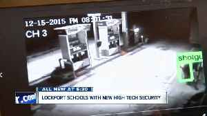 News video: Lockport could soon be a national model for school security