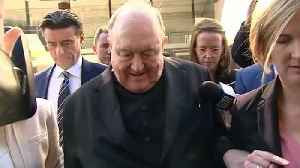 News video: Australian court convicts archbishop for concealing child sex abuse