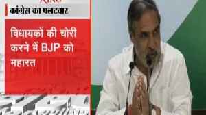 News video: Congress leader Anand Sharma counterattack on Amit Shah's allegations